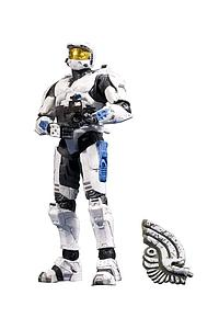 "Halo 10th Anniversary 6"": Halo 2 Spartan Mark VI"