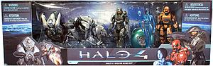 Halo 4 Series 1 Box Set: 5-Figure Boxed Set