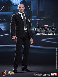 Marvel The Avengers (2012) 1/6 Scale Figure Exclusive Agent Phil Coulson