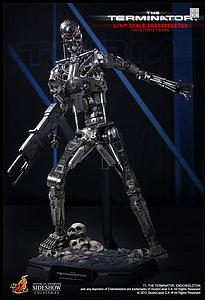 "The Terminator 14"" 1/4 Scale Figure: Endoskeleton"