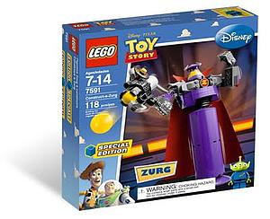 Lego Toy Story: Construct-a-Zurg
