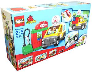 Lego Duplo Toy Story 3: Pizza Planet Truck 5658