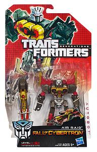 Transformers Generations Fall of Cybertron Deluxe Class: Air Raid