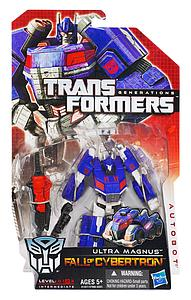 Transformers Generations Fall of Cybertron Deluxe Class: Ultra Magnus