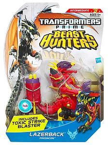 Transformers Prime Beast Hunters Deluxe Class: Lazerback