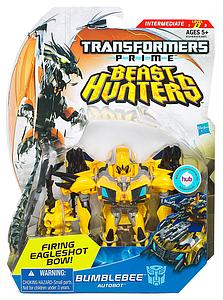 Transformers Prime Beast Hunters Deluxe Class: Bumblebee