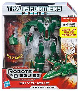 Transformers Prime Voyager Class: Skyquake