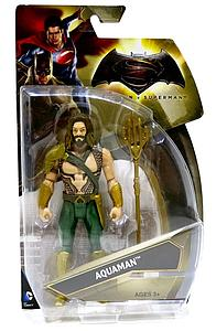 "Batman v Superman Dawn of Justice 6"" Basic Series 1 Action Figure Aquaman"