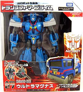 Transformers Prime Japanese Series Voyager: Ultra Magnus AM-27