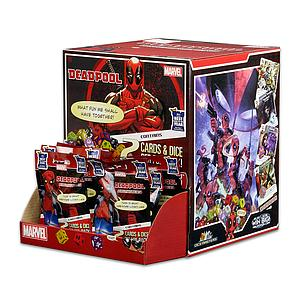 Marvel Dice Masters Deadpool Booster Pack