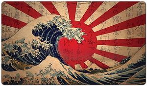 Playmat: The Great Wave