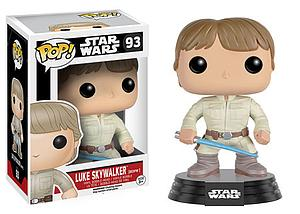 Pop! Star Wars Vinyl Bobble-Head Luke Skywalker Bespin #93 (Vaulted)