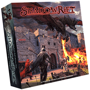 Shadowrift (Second Edition)