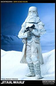 Sideshow Militaries of Star Wars 1/6 Scale Figure: Snowtrooper