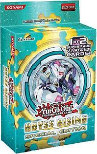 YuGiOh Trading Card Game Abyss Rising: Special Edition