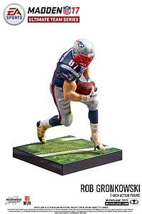 NFL Madden 17: Rob Gronkowski (New England Patriots) GameStop Exclusive
