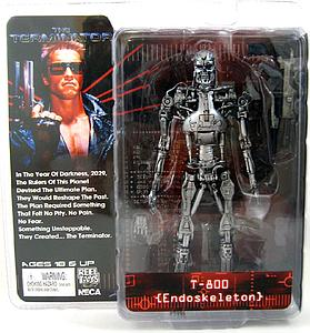 "Terminator 7"" Series 1: T-800 Endoskeleton"