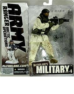 Military Series 4: Ranger Artic Operations (African American)