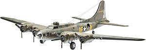REVELL GERMANY 1/72 B-17F Memphis Belle (4279)