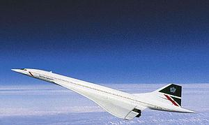 Concorde British Airways (80-4997)