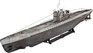 German Submarine Type IX C (80-5114)