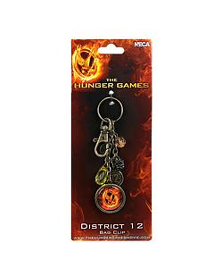 The Hunger Games Accessories: Bag Clip (District 12)
