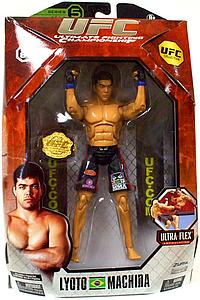 UFC Ultimate Fighting Championship Series 5 Deluxe: Lyoto Machida