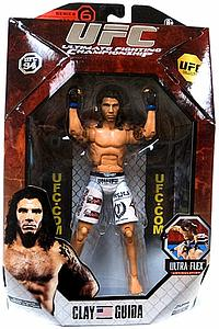 UFC Ultimate Fighting Championship Series 6 Deluxe: Clay Guida