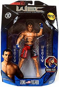 UFC Ultimate Fighting Championship Series 6 Deluxe: Jens Pulver (WEC)