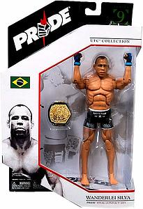 UFC Ultimate Fighting Championship Series 9 Deluxe: Wanderlei Silva