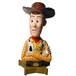 Bust Bank Toy Story 1/1 Scale Sheriff Woody