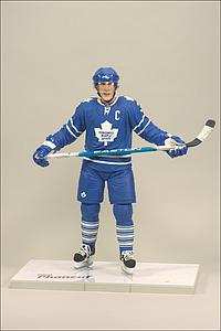 NHL Sportspicks Series 27 Dion Phaneuf (Toronto Maple Leafs) Blue Jersey