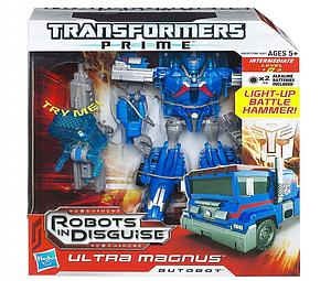 Transformers Prime Voyager Class: Ultra Magnus