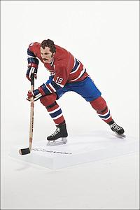 NHL Sportspicks Series 32 Larry Robinson (Montreal Canadiens) Red Jersey
