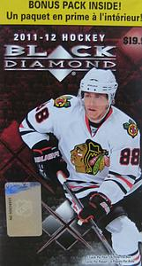 2011-12 Upper Deck Black Diamond Blaster Box