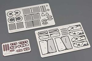 McLaren M23 1976 PE Parts - Photo Etched Parts (12640)