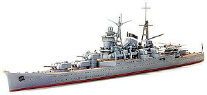 Japanese Light Cruiser Kumano (31344)
