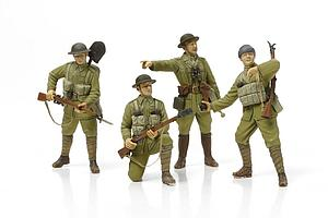 WWI British Infantry with Small Arms & Equipment (32409)