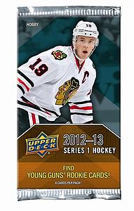2012-13 Upper Deck Series 1: Hobby Pack