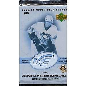 2005-06 Upper Deck Ice: Blister Pack