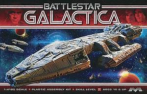 Battlestar Galactica Spaceship Original (942)