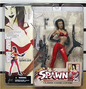 Spawn Series 25: Biker Chick