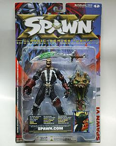 Spawn Classic Series 20: Spawn VI VARIANT (Hamburger Face)