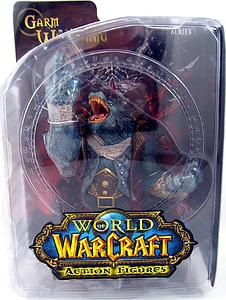 "World of Warcraft 9"": Worgen Spy Garm Whitefang"