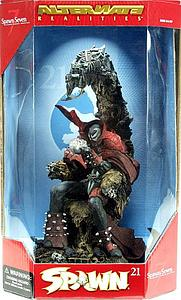 Spawn Exclusive Serires 21s: Spawn Seven (Deluxe Box Edition)