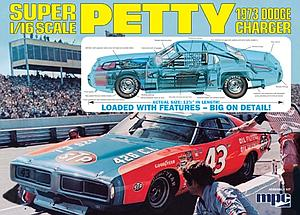 Richard Petty Stock Car Charger (767)