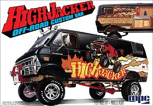 1974 Ford Van Highjacker (813)