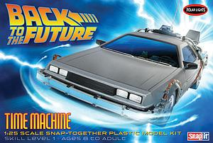 Back to the Future Delorean Time Machine (911)