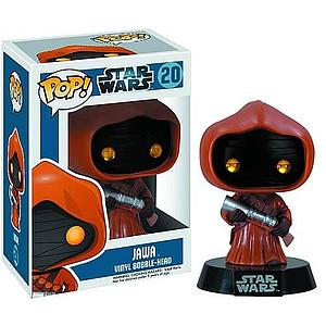 Pop! Star Wars Vinyl Bobble-Head Jawa #20 (Vaulted)