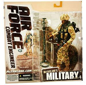 Military Series 4: Combat Engineer (African American)